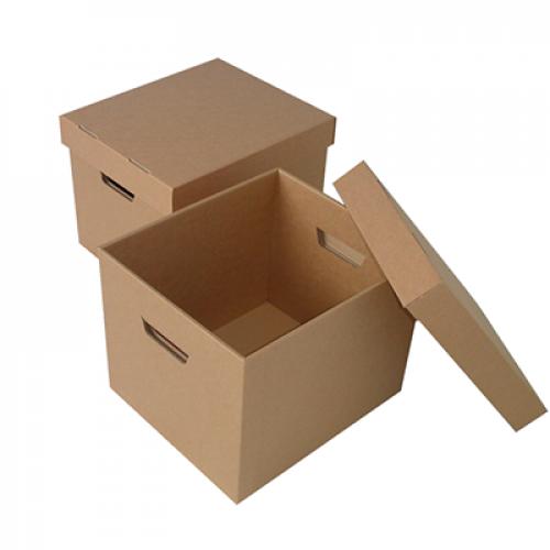 Ưu điểm của thùng carton đựng hồ sơ