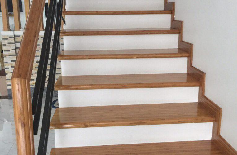 Cầu thang nên xây bên trái hay bên phải nhà