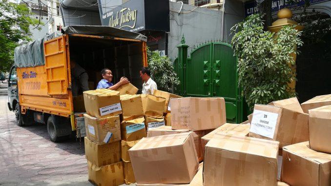 Taxi tải giá rẻ – Đơn vị chuyển chung cư trọn gói tại TPHCM